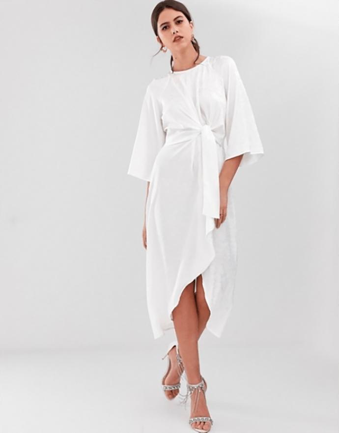 Vestido lowcost invitada mama comunion bautizo 2019