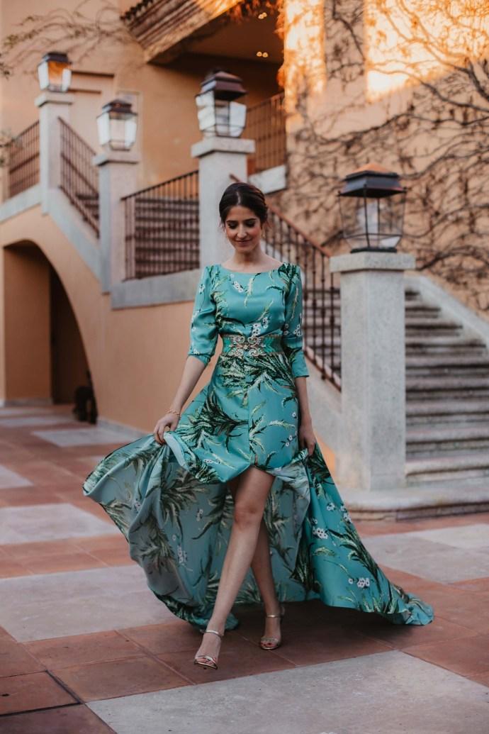 look invitada 2019 hermana novia