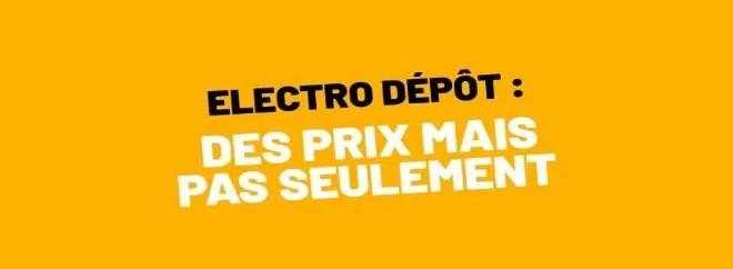 codes promo electrodepot codes de