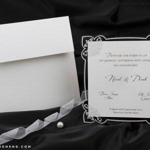 Erdem Kristal Invitation 60266