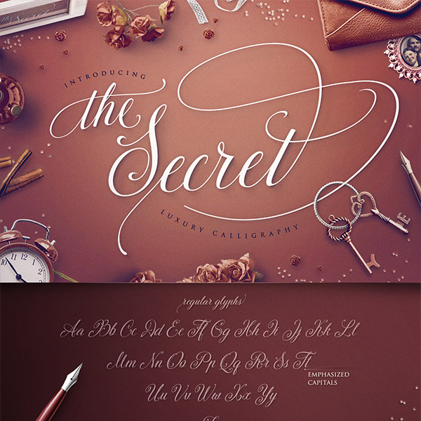 the secret monogram – the luxury calligraphy now available at invitationsng.com