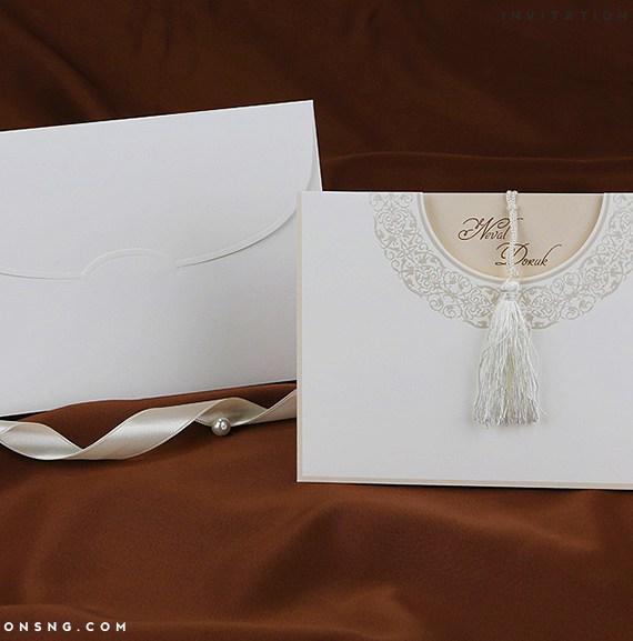Erdem Kristal Invitation 70799