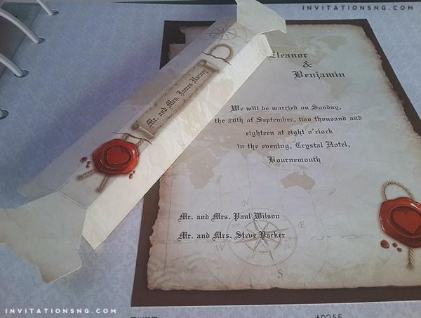 Erdem kristal Invitation 60255_1