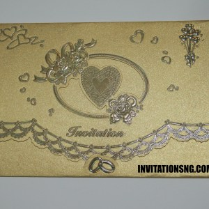 China Invitation 1126 (S) Y