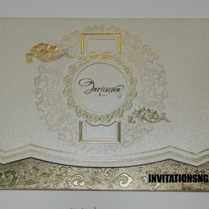 China Invitation 1152C (S)