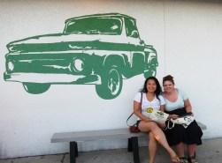 The Green Truck, Savannah, GA