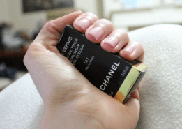 Chanel longwear nail colour 167 Ballerina review