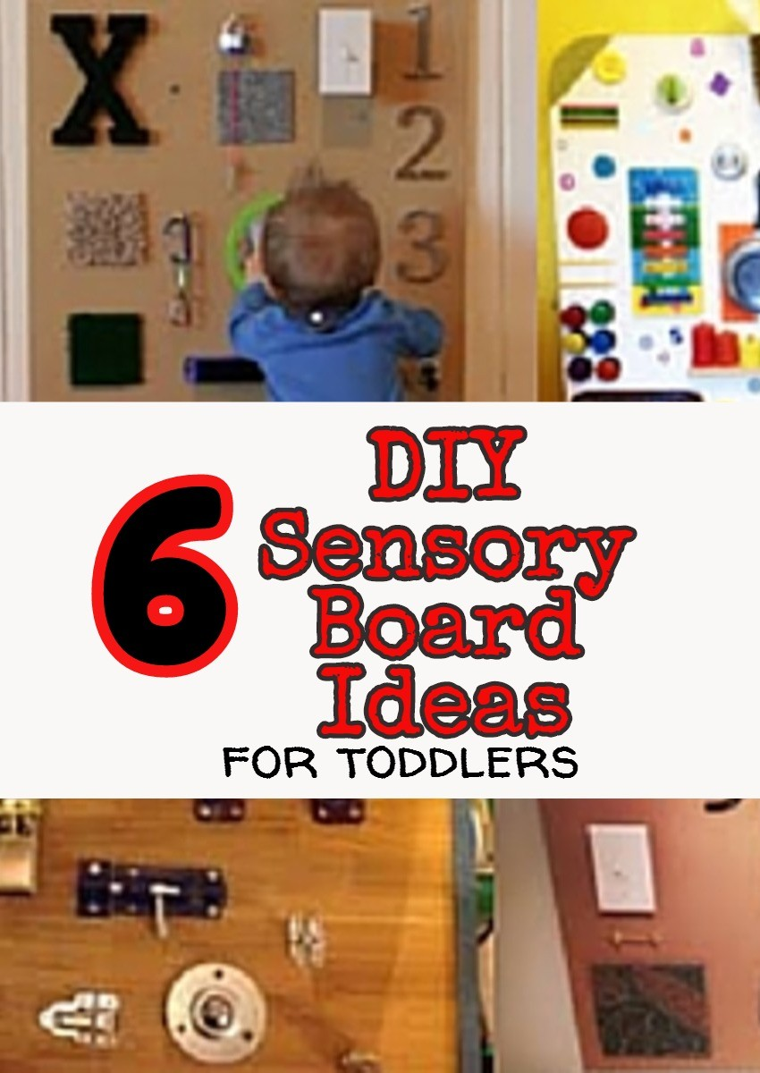 New Sensory Board Pictures 16 Diy Toddler Busy Boards For 2018