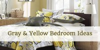 Gray and Yellow Bedding & Bedroom Decor Ideas We Love ...