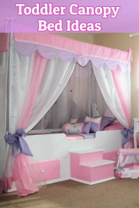 Canopy Toddler Bed Ideas - Adorable Canopy Beds for Girls ...