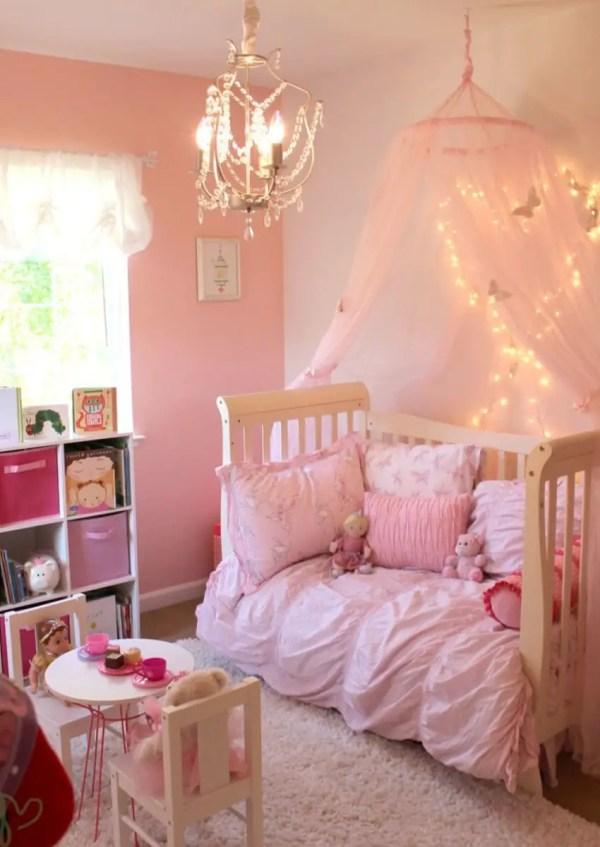Little Toddler Girl Room Ideas