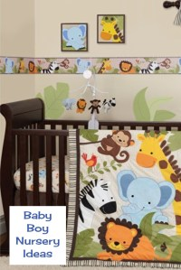 Unique Baby Boy Nursery Themes and Decor Ideas - Easy DIY ...
