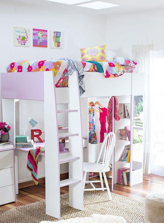 Precious And Perfect Little Girls Bedroom Ideas Clever Diy Ideas