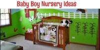 Unique Baby Boy Nursery Themes and Decor Ideas - Easy DIY ...