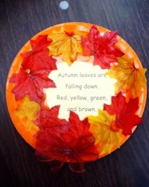 Fall Crafts Kids Of Ages - Fun And Easy
