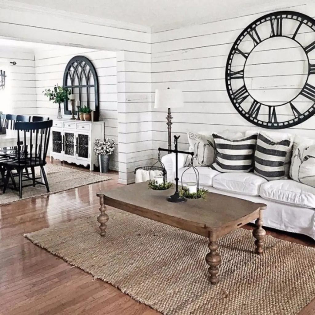 farmhouse living room images wall mirrors rooms modern decor ideas design idea livingroomideas farmhouselivingroomideas farmhousedecor