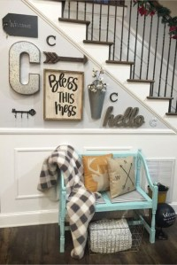 DIY Entryway Ideas For Small Foyers and Apartment