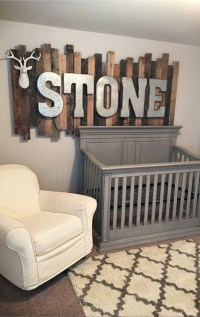 Rustic Nursery Themes PICTURES & Nursery Decor Ideas ...