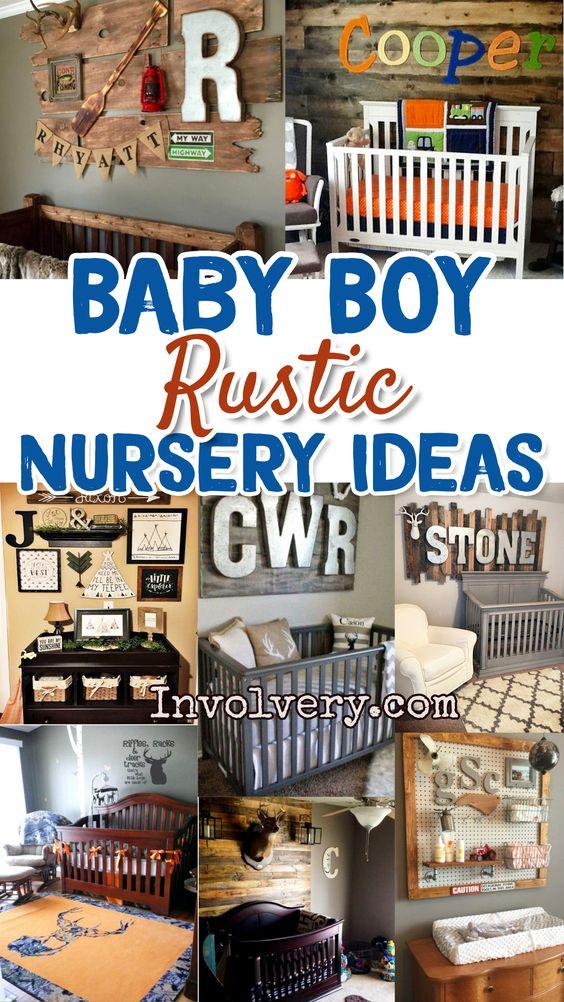 Rustic Nursery Themes PICTURES  Nursery Decor Ideas June