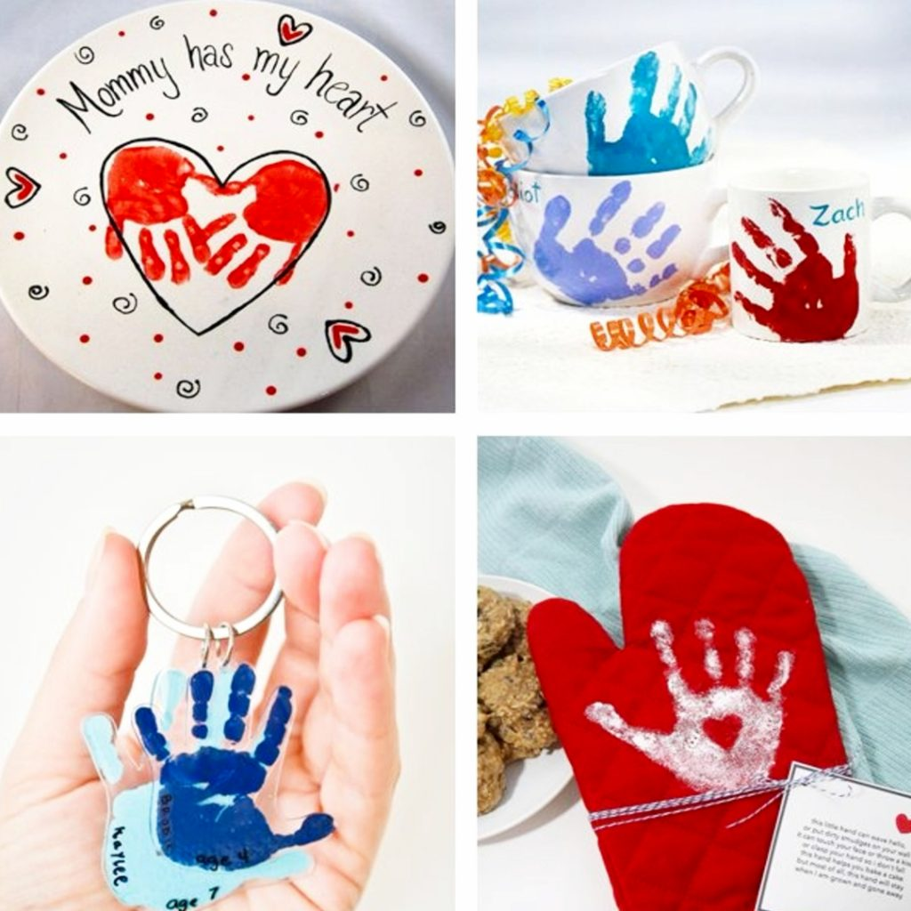 Diy Gifts For Mom From Kids Easy Ideas Involvery