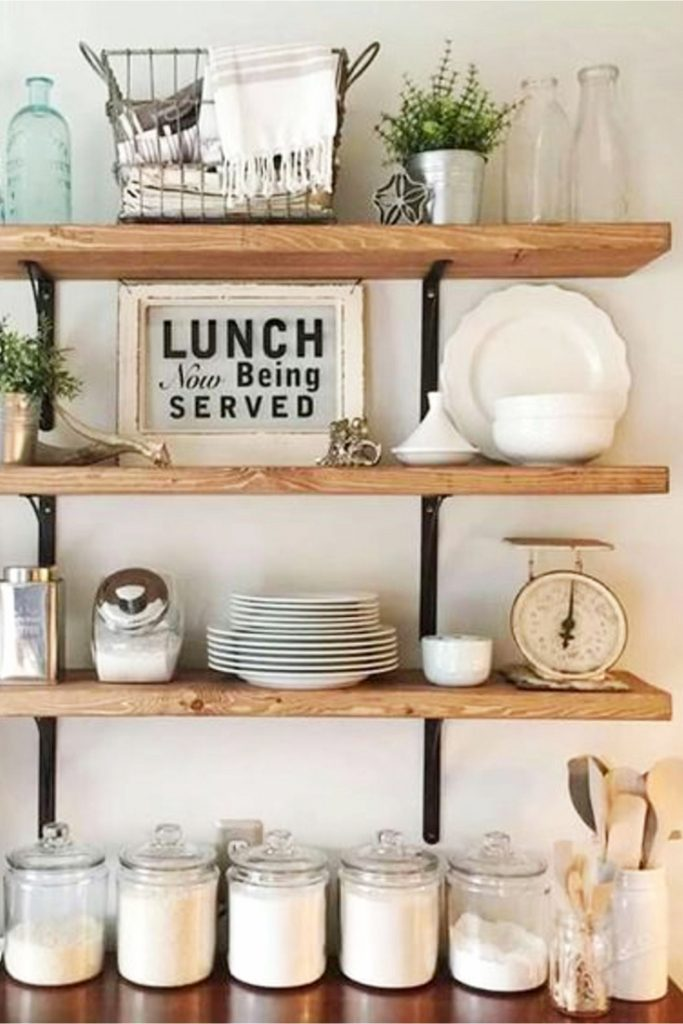 Farmhouse Kitchen Ideas On A Budget PICTURES For October 2018