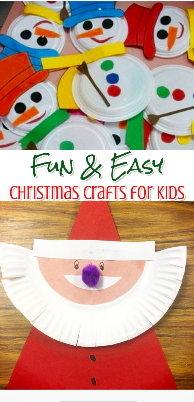 Christmas Craft Ideas For Preschool