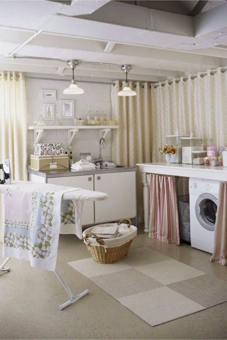 Laundry Nook Ideas We LOVE Involvery