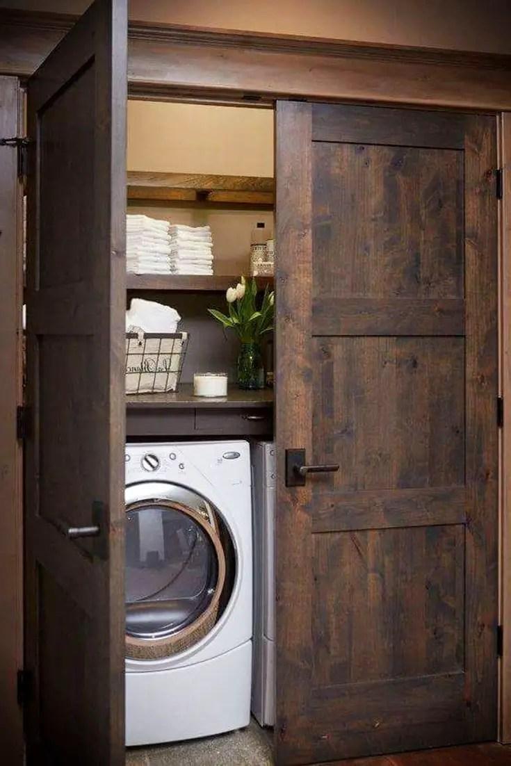 Laundry Nook Ideas We LOVE Involvery