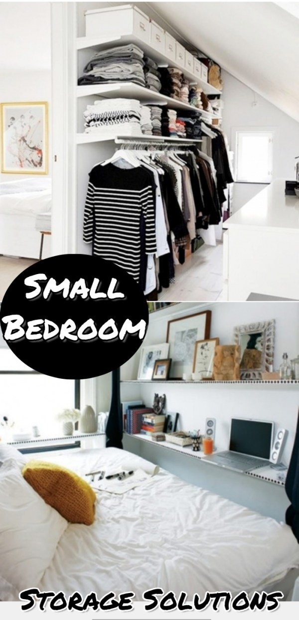 38 Creative Storage Solutions for Small Spaces Awesome
