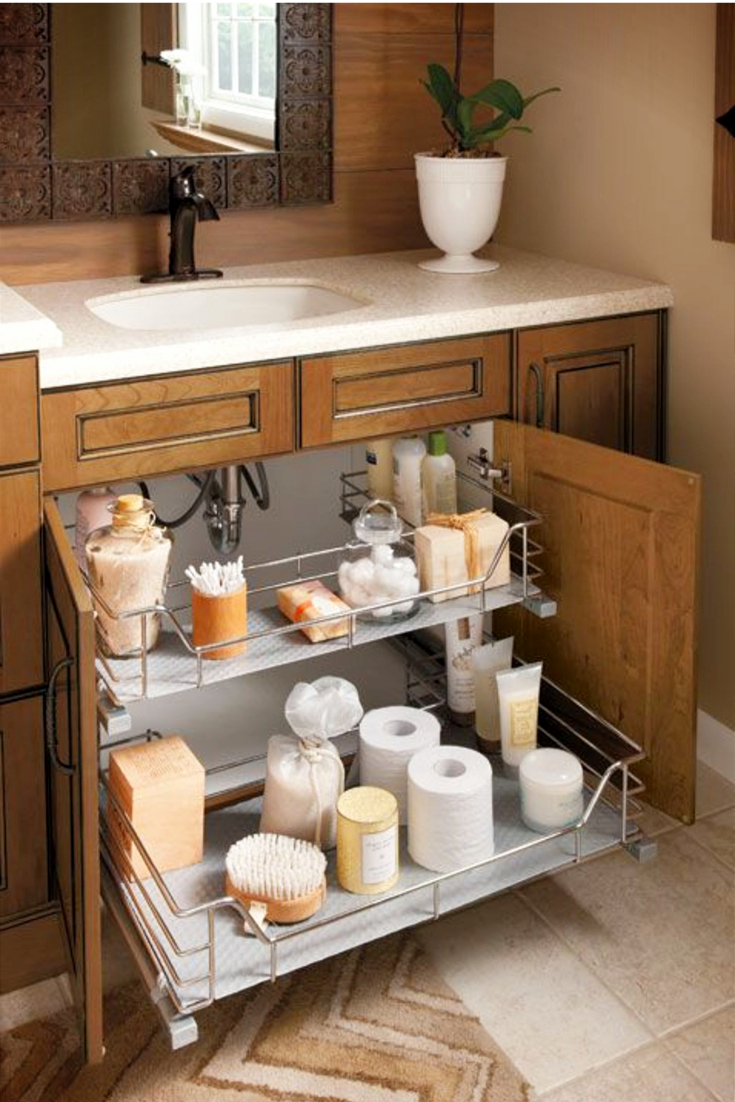 38+ Creative Storage Solutions For Small Spaces (awesome