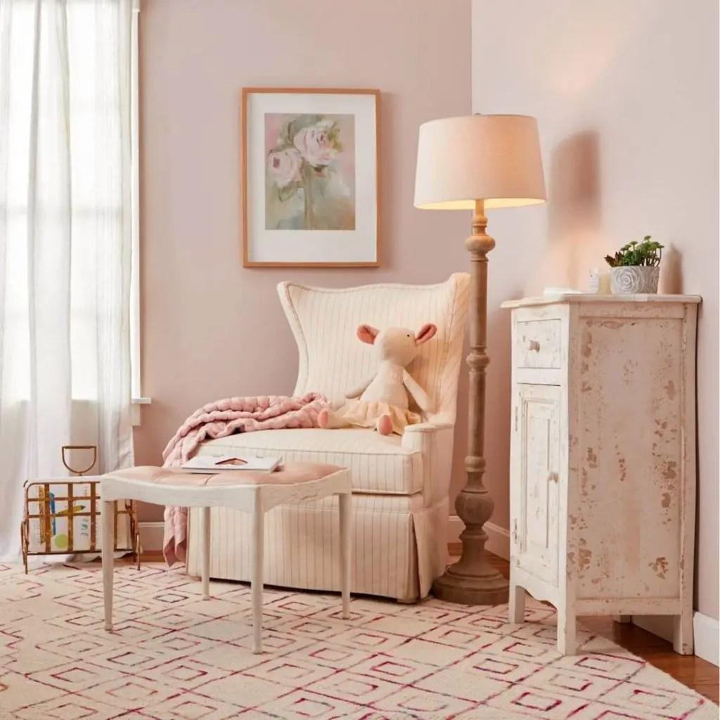Blush Pink Bedroom Ideas