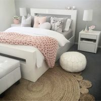 Blush Pink Bedroom Ideas