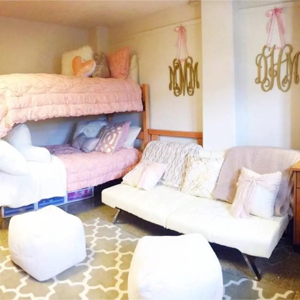 DIY Dorm Room Ideas  Dorm Decorating Ideas PICTURES for 2019