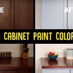 Paint Colors For Kitchen Cabinets Popular Painted Kitchen