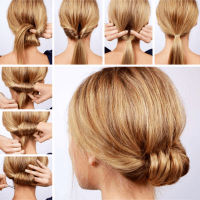 10 EASY Lazy Girl Hairstyle Ideas and Hacks {Step By Step ...