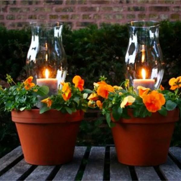 Decorating Clay Flower Pot Ideas