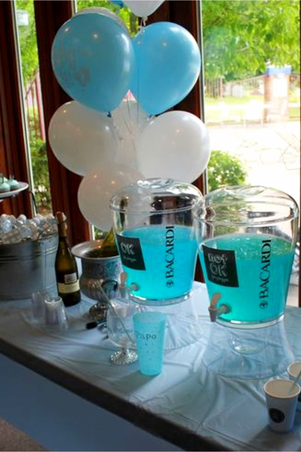 Couples Baby Shower Ideas