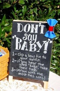 Couples Baby Shower Ideas - Cute Ideas for a Co-Ed Baby Shower