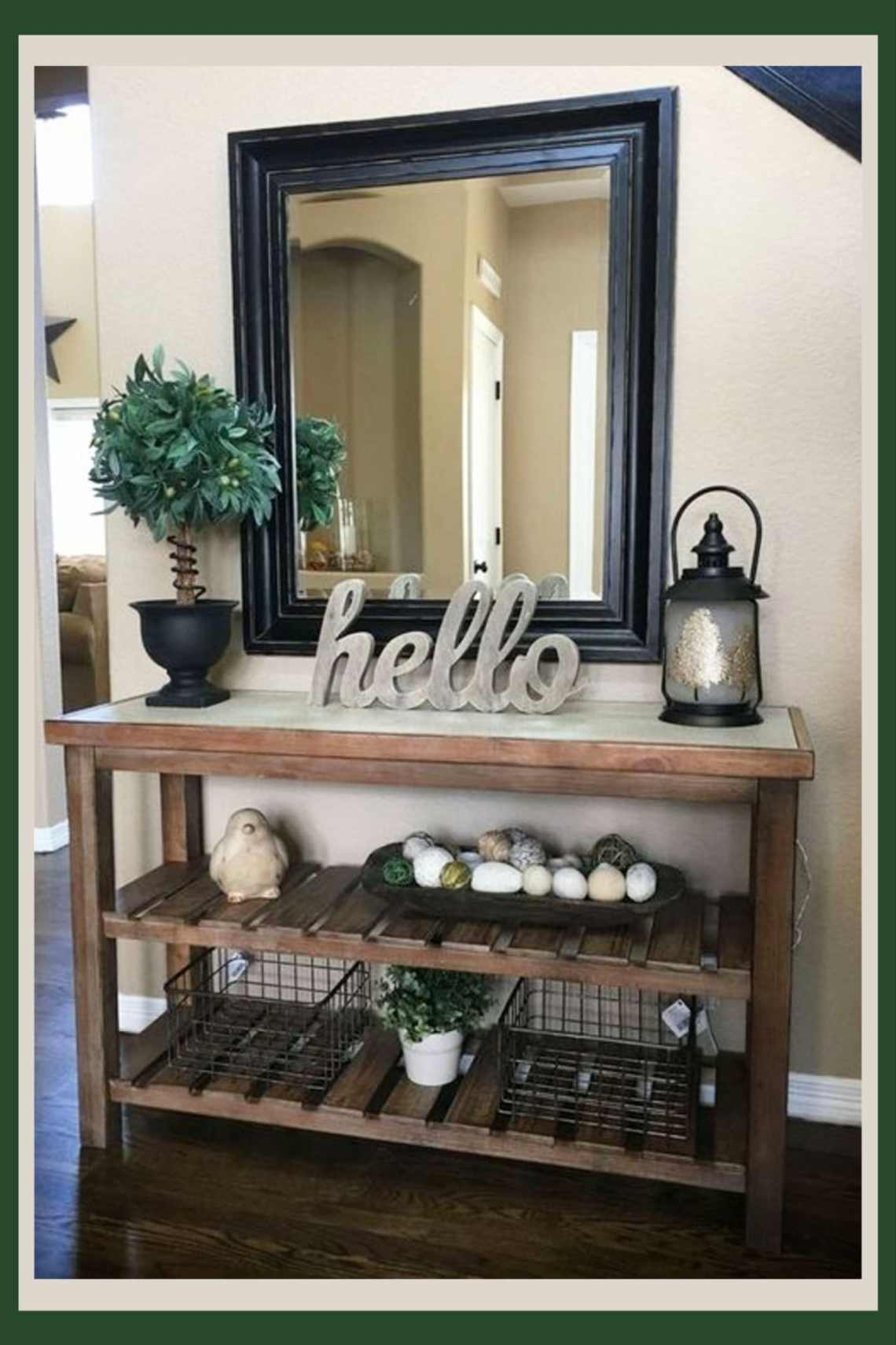 DIY Foyer Decorating Ideas For Small Foyers and Apartment ...