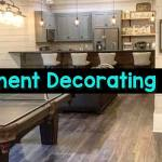 Basement Remodel Ideas Gorgeous Diy Finished Basement Decor Ideas On A Budget Or Not Clever Diy Ideas