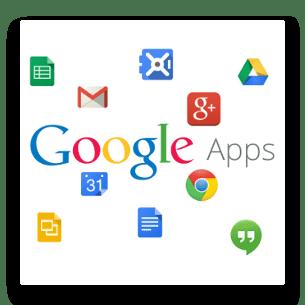 Google Applications (G-Suite) logo