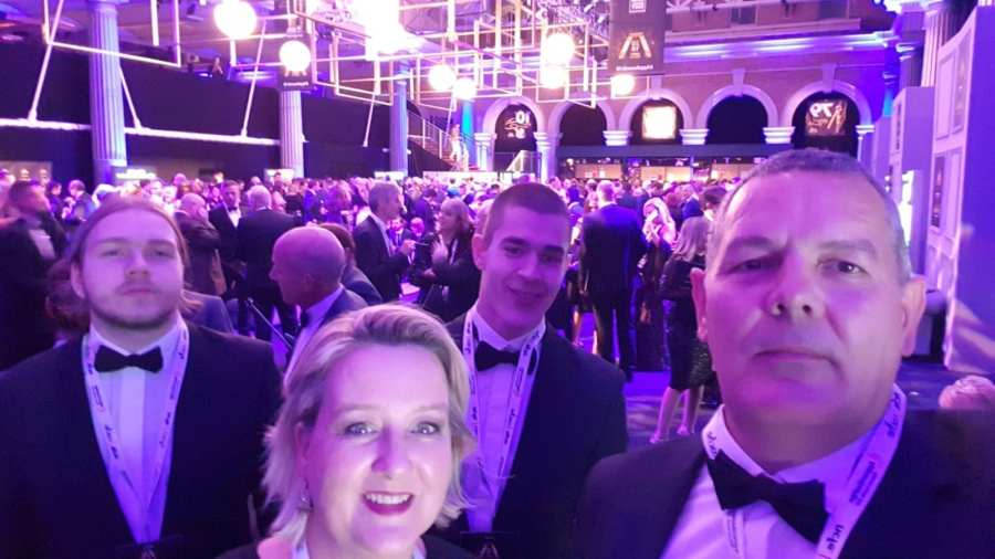 Invotra at the Apprenticeship Awards