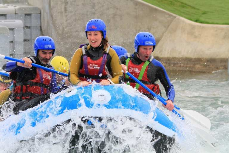 invotra water rafting