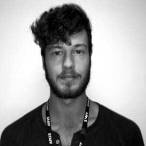 Jake Galvin, apprentice and copy writer