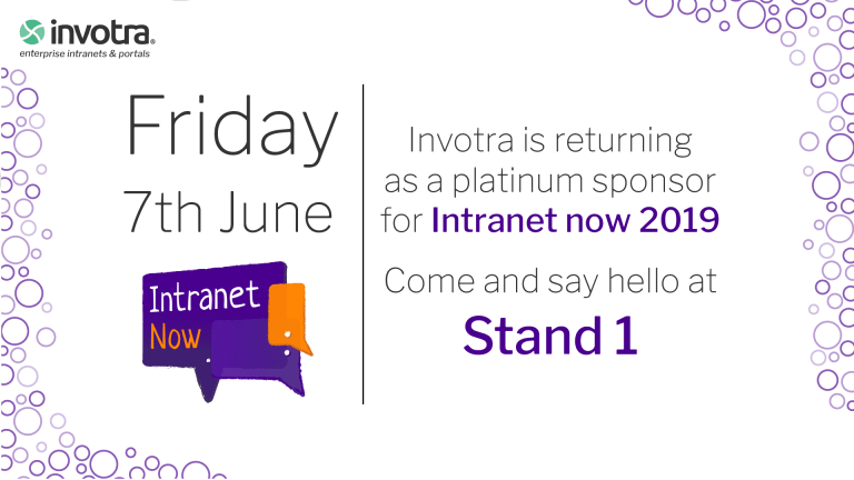 Invotra at Intranet Now 2019