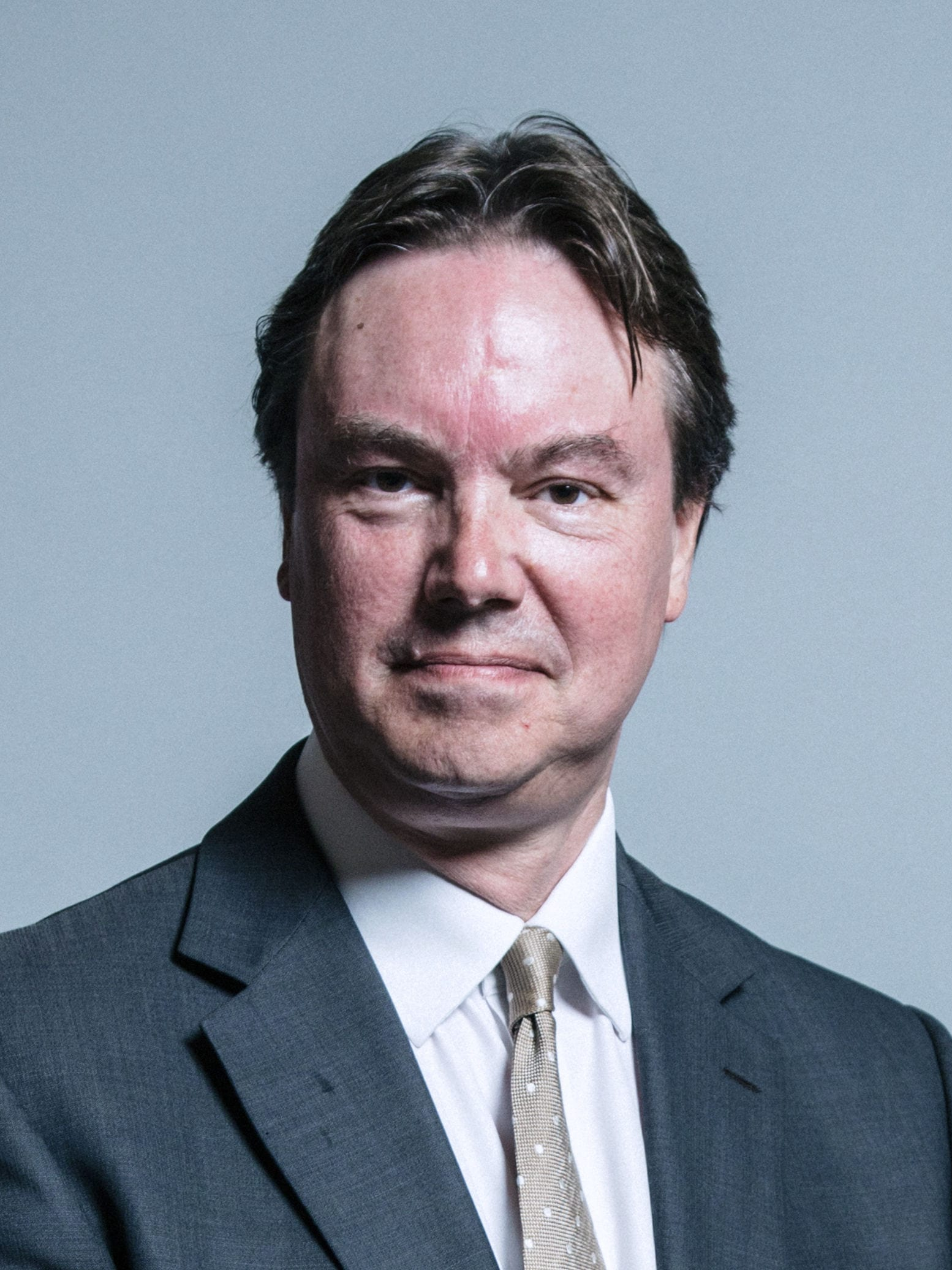 Jonathan Lord, former MP for Woking - headshot