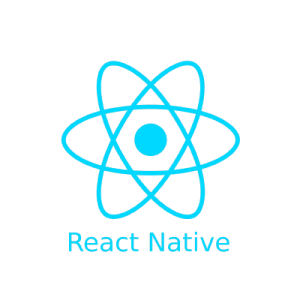 React native logo transparent