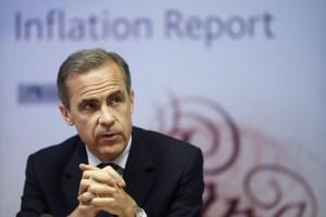 Bank of England Warns
