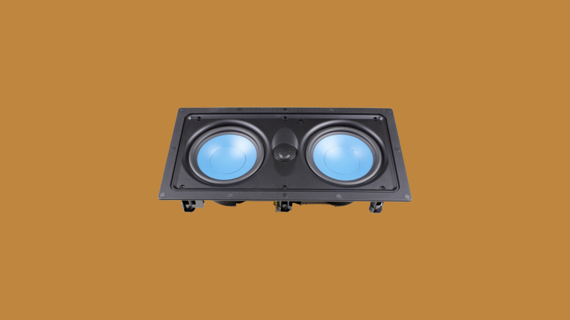 InwallTech Center Channel Speakers TM525 1LCR 2