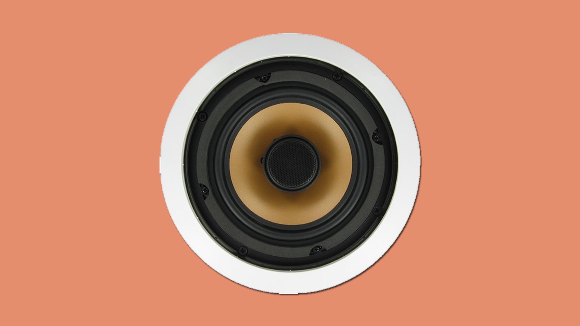 InwallTech In-ceiling Speakers M65 1C 1